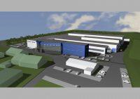 erweiterungsstudie 2012, industriegebäude erlangen, daniel sailer, freier architekt, heilbronn