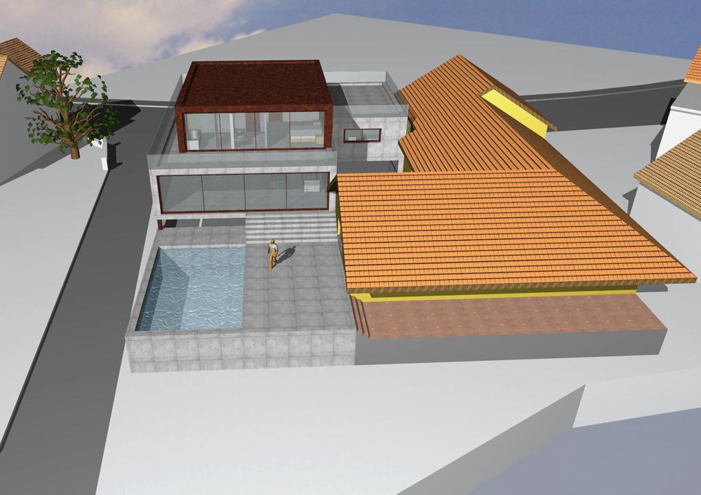 projekt 2011, wohnhaus zaberfeld, daniel sailer, freier architekt, heilbronn