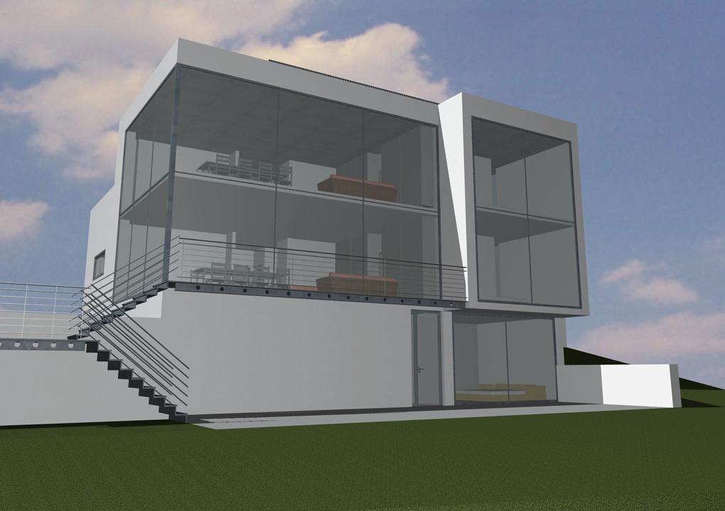 daniel sailer wettbewerb 2011 wohnhaus heilbronn ost architektur. Black Bedroom Furniture Sets. Home Design Ideas